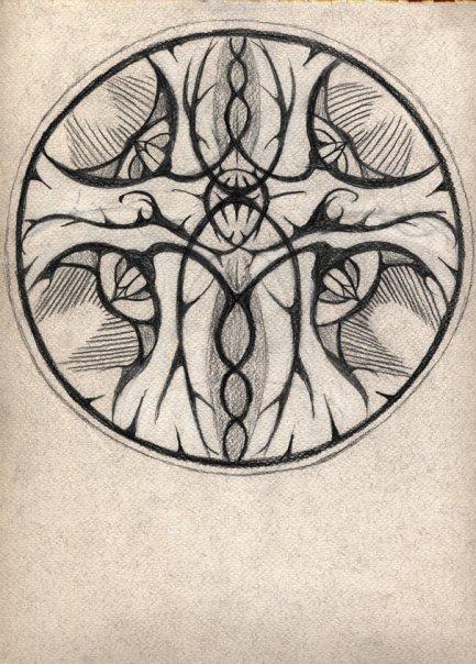 thistlemandala